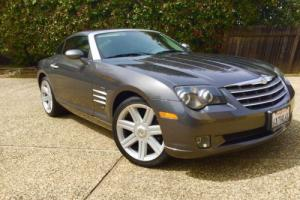 2006 Chrysler Crossfire Limited Coupe