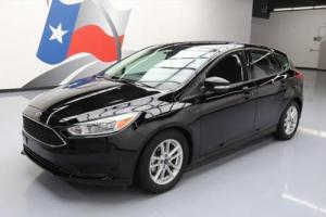 2016 Ford Focus SE HATCHBACK AUTOMATIC REAR CAM