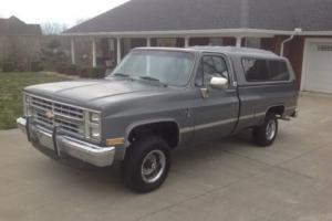 1986 Chevrolet C/K Pickup 1500 Long bed
