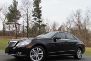 2011 Mercedes-Benz E-Class 4dr Sedan E350 Sport 4MATIC
