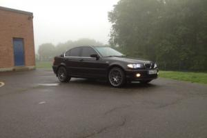 2002 BMW 3-Series 330xi