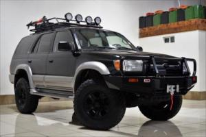 2002 Toyota 4Runner Limited Photo