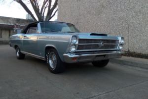1966 Ford Fairlane 500XL