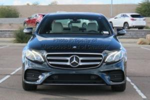 2017 Mercedes-Benz E-Class E 300 Sport RWD Sedan Photo