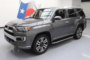 2016 Toyota 4Runner LIMITED AWD SUNROOF NAV 20'S