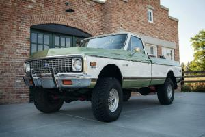 1972 Chevrolet Cheyenne -- Beautiful K20