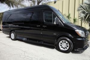 2014 Mercedes-Benz Sprinter MIDWEST BUSINESS CLASS 2500 EXT HT LIMO