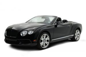 2014 Bentley Continental GT Convertible