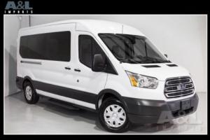 2016 Ford Transit Connect XLT 15 Passenger Raised Roof