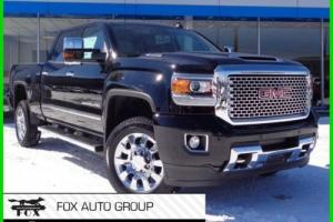 2017 GMC Sierra 2500 Photo