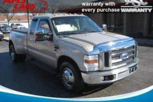 2008 Ford F-350 XL SuperCab Long Bed DRW 2WD