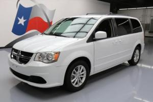 2014 Dodge Caravan SXT STOW N GO 7-PASS POWER DOORS