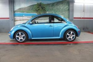 """2004 Volkswagen """"New Beetle Coupe"""" """"Satellite Blue"""""""