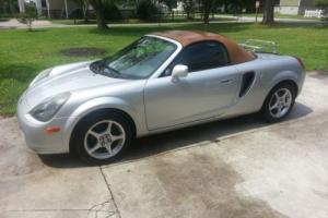 2002 Toyota MR2 for Sale