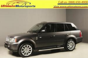 2006 Land Rover Range Rover Sport 2006 SUPERCHARGED AWD NAV DVD SUNROOF LEATHER