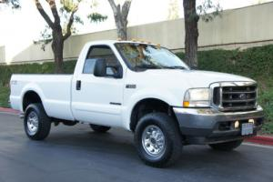 2002 Ford F-250 XLT PACKAGE