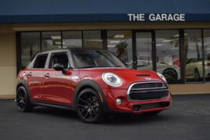2016 Mini Cooper S 4dr Hatchback S