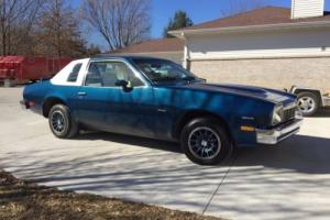 1976 Chevrolet Monza Towne Coupe