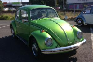 Restored 1970 VW Beetle 1500cc - VIC