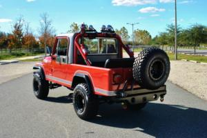 1981 AMC CJ-8 Scrambler 4.2L 4-Speed 4x4 Beautiful Restoration! Photo