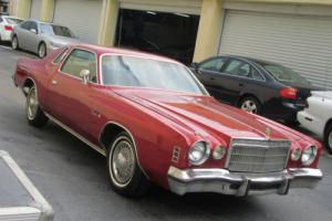 1975 Chrysler Cordoba for Sale