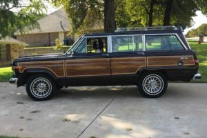 1989 Jeep Wagoneer Grand Wagoneer Limited