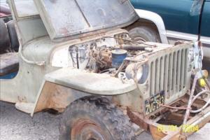 1945 Willys Ford/Jeep Ford/Jeep