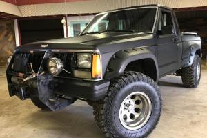 1987 Jeep Comanche Base 2dr 4WD Standard Cab SB Pickup Truck 2-Door