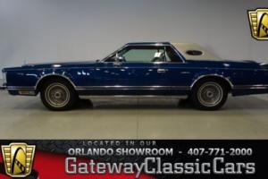 1977 Lincoln Continental Mark V for Sale