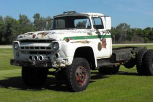 1957 Ford F-800 Photo