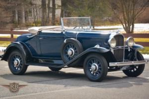 1931 Oldsmobile Deluxe Convertible Roadster