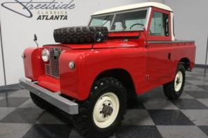 1966 Land Rover Series IIA Pickup
