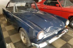1966 Sunbeam Tiger MK1 Photo