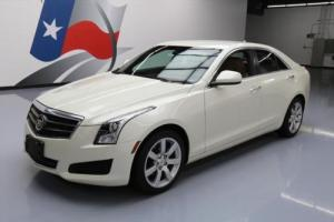 2014 Cadillac ATS 2.5L SEDAN HTD SEATS ALLOY WHEELS