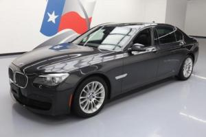 2013 BMW 7-Series 750LI XDRIVE AWD M-SPORT SUNROOF NAV HUD