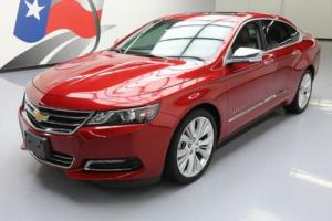 2014 Chevrolet Impala LTZ 1LZ PANO ROOF VENT LEATHER