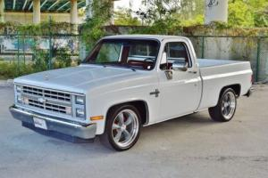 1985 Chevrolet C-10 Restored Only 500 Miles Ago