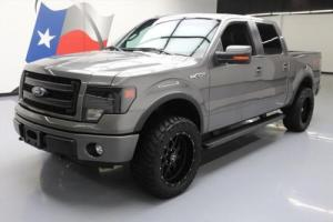 2014 Ford F-150 FX4 5.0 CREW 4X4 SUNROOF LEATHER NAV