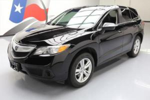 2014 Acura RDX 3.5L V6 HTD LEATHER SUNROOF REAR CAM