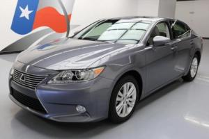 2014 Lexus ES SUNROOF LEATHER SEATS BLUETOOTH