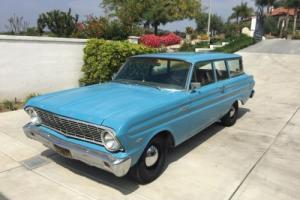 1965 Ford Falcon Station Wagon