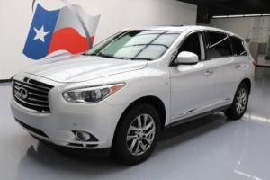 2014 Infiniti QX60 AWD PREM PLUS TECH SUNROOF NAV DVD!!