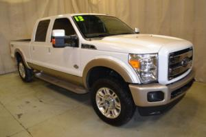 2013 Ford F-250 Lariat