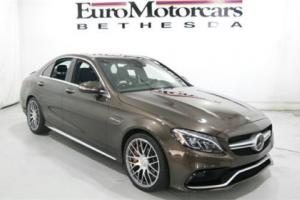2015 Mercedes-Benz C-Class 4dr Sedan AMG C63 S RWD