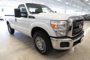 2015 Ford F-250 XL TOMMY LIFT GATE REG CAB GAS ENGINE