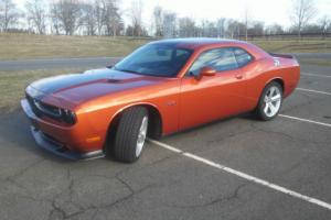 2011 Dodge Challenger SRT8 with 392 CID V8 SRT HEMI Engine