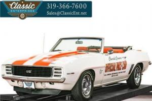 1969 Chevrolet Camaro RS/SS Convertible Pace Car