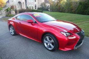 2015 Lexus RC Base AWD 2dr Coupe