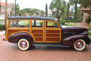 1939 Chevrolet Other WOODIE
