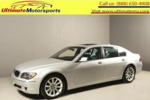 2006 BMW 7-Series 2006 750Li NAV SUNROOF LEATHER HEAT/COOL SEATS